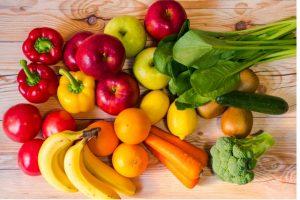 野菜とフルーツの画像
