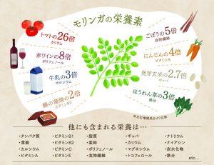 あいこなの栄養素「モリンガ」の画像